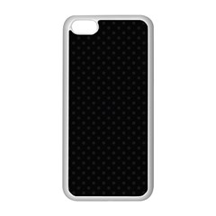 Dots Apple iPhone 5C Seamless Case (White)