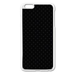 Dots Apple iPhone 6 Plus/6S Plus Enamel White Case