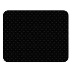 Dots Double Sided Flano Blanket (Large)