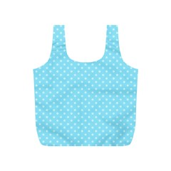 Dots Full Print Recycle Bags (S)