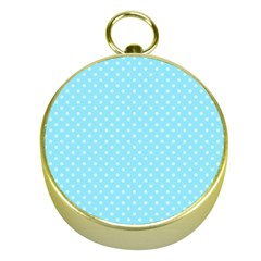 Dots Gold Compasses