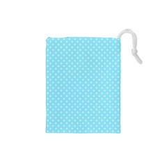Dots Drawstring Pouches (Small)