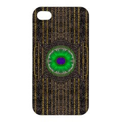 In The Stars And Pearls Is A Flower Apple iPhone 4/4S Hardshell Case