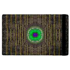 In The Stars And Pearls Is A Flower Apple iPad 3/4 Flip Case