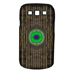 In The Stars And Pearls Is A Flower Samsung Galaxy S III Classic Hardshell Case (PC+Silicone)