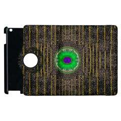 In The Stars And Pearls Is A Flower Apple iPad 2 Flip 360 Case