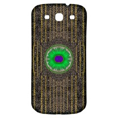 In The Stars And Pearls Is A Flower Samsung Galaxy S3 S III Classic Hardshell Back Case