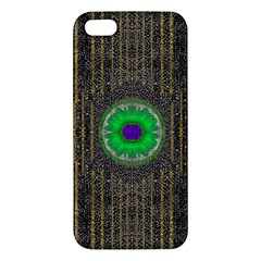 In The Stars And Pearls Is A Flower Apple iPhone 5 Premium Hardshell Case