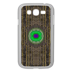 In The Stars And Pearls Is A Flower Samsung Galaxy Grand DUOS I9082 Case (White)