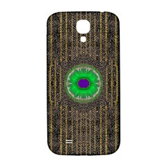 In The Stars And Pearls Is A Flower Samsung Galaxy S4 I9500/I9505  Hardshell Back Case