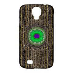 In The Stars And Pearls Is A Flower Samsung Galaxy S4 Classic Hardshell Case (PC+Silicone)