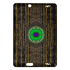 In The Stars And Pearls Is A Flower Amazon Kindle Fire HD (2013) Hardshell Case