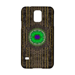 In The Stars And Pearls Is A Flower Samsung Galaxy S5 Hardshell Case