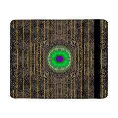 In The Stars And Pearls Is A Flower Samsung Galaxy Tab Pro 8.4  Flip Case