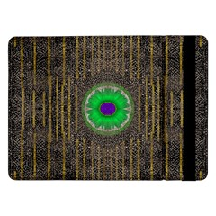 In The Stars And Pearls Is A Flower Samsung Galaxy Tab Pro 12.2  Flip Case