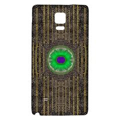 In The Stars And Pearls Is A Flower Galaxy Note 4 Back Case