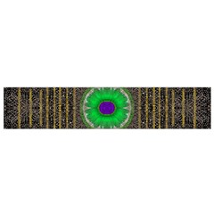 In The Stars And Pearls Is A Flower Flano Scarf (Small)