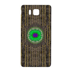 In The Stars And Pearls Is A Flower Samsung Galaxy Alpha Hardshell Back Case