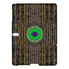 In The Stars And Pearls Is A Flower Samsung Galaxy Tab S (10.5 ) Hardshell Case