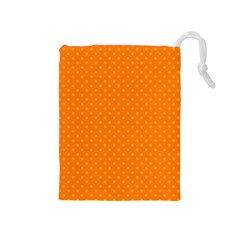 Dots Drawstring Pouches (Medium)