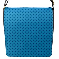 Dots Flap Messenger Bag (S)