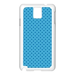 Dots Samsung Galaxy Note 3 N9005 Case (White)
