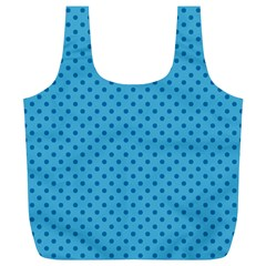 Dots Full Print Recycle Bags (L)
