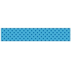Dots Flano Scarf (Large)