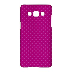 Dots Samsung Galaxy A5 Hardshell Case