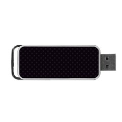 Dots Portable USB Flash (One Side)