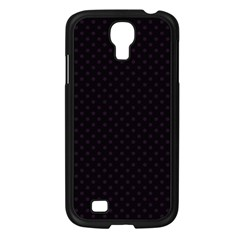 Dots Samsung Galaxy S4 I9500/ I9505 Case (Black)