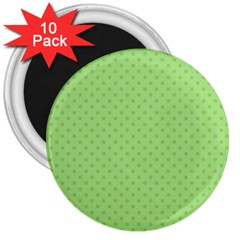 Dots 3  Magnets (10 pack)