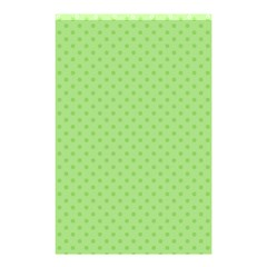 Dots Shower Curtain 48  x 72  (Small)