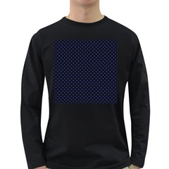 Dots Long Sleeve Dark T-Shirts