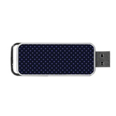 Dots Portable USB Flash (Two Sides)
