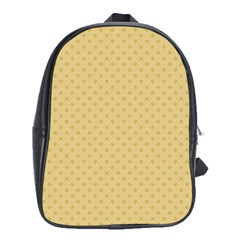 Dots School Bags (XL)