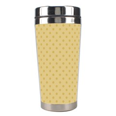 Dots Stainless Steel Travel Tumblers