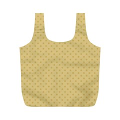 Dots Full Print Recycle Bags (M)