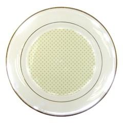 Dots Porcelain Plates