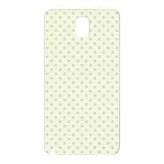 Dots Samsung Galaxy Note 3 N9005 Hardshell Back Case