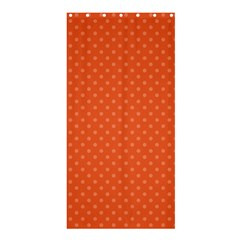 Dots Shower Curtain 36  x 72  (Stall)