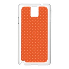 Dots Samsung Galaxy Note 3 N9005 Case (White)