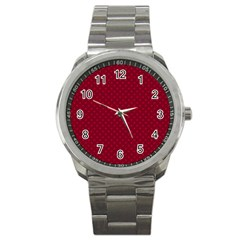 Dots Sport Metal Watch
