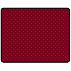 Dots Fleece Blanket (Medium)