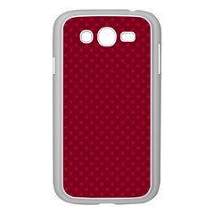 Dots Samsung Galaxy Grand DUOS I9082 Case (White)