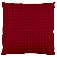 Dots Standard Flano Cushion Case (One Side)