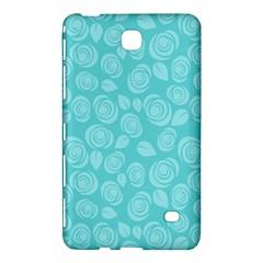 Floral pattern Samsung Galaxy Tab 4 (7 ) Hardshell Case