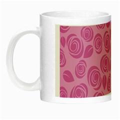Floral pattern Night Luminous Mugs