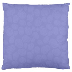 Floral pattern Standard Flano Cushion Case (Two Sides)