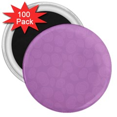 Floral pattern 3  Magnets (100 pack)